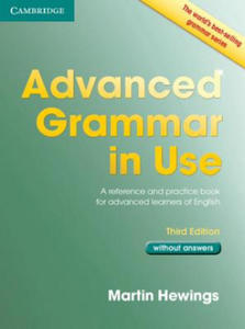Advanced Grammar in Use Book without Answers (Ksi - 2826626266