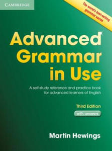 Advanced Grammar in Use with Answers - 2861849117