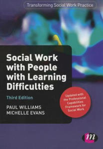 Social Work with People with Learning Difficulties - 2854190507
