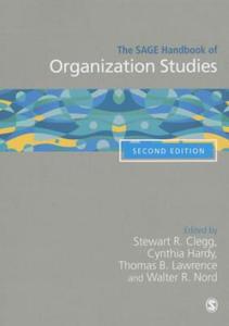 Sage Handbook of Organization Studies - 2854222591
