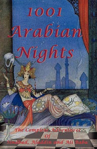 1001 Arabian Nights - The Complete Adventures of Sindbad, Aladdin and Ali Baba - Special Edition - 2888863449