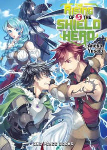 The Rising of the Shield Hero Volume 05 - 2846353313