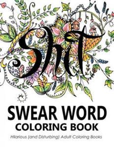 Swear Word Coloring Book - 2835276937