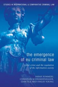Emergence of EU Criminal Law - 2826936671