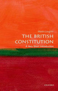 British Constitution: A Very Short Introduction - 2837113952