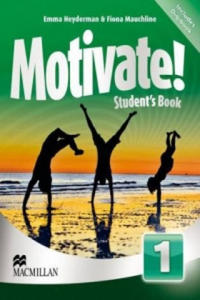 Motivate Student Book Pack Level 1 - Includes Digibook - 2854288969