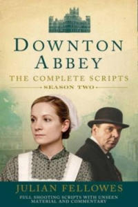 Downton Abbey: Series 2 Scripts (official) - 2826637929