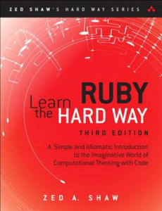 Learn Ruby the Hard Way - 2835643168