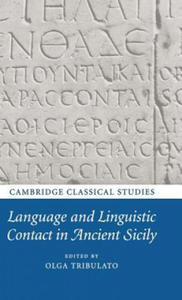 Language and Linguistic Contact in Ancient Sicily - 2826692981