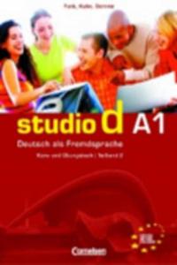 Kurs- und Arbeitsbuch, m. Audio-CD. Tl.2 - 2854579845
