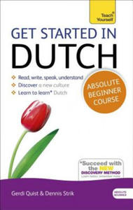 Get Started in Dutch Absolute Beginner Course - 2826703328