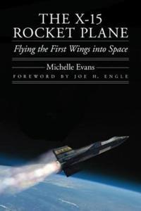 X-15 Rocket Plane - 2854389182