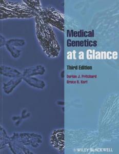 Medical Genetics at a Glance - 2854241848