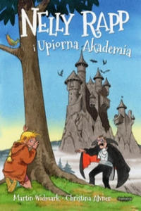 Nelly Rapp i Upiorna Akademia - 2861936083