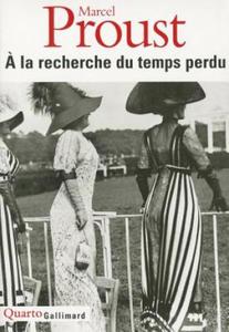 A la recherche du temps perdu. Auf der Suche nach der verlorenen Zeit, französische Ausgabe - 2826808827