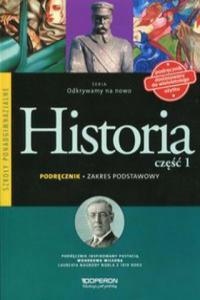 Odkrywamy na nowo Historia Czesc 1 Podrecznik Zakres podstawowy - 2837898181