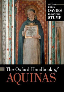Oxford Handbook of Aquinas - 2854290561