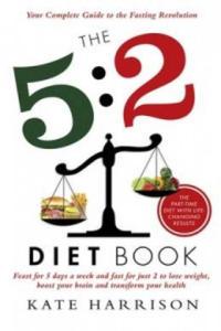 5:2 Diet Book - 2826696593