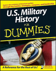 U.S. Military History For Dummies - 2838458940