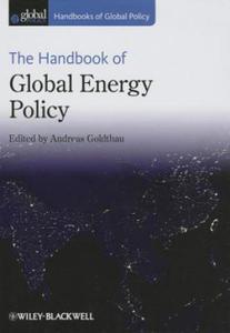 Handbook of Global Energy Policy - 2844167861