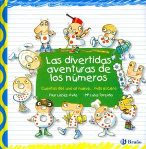 Las divertidas aventuras de los números - 2883031159