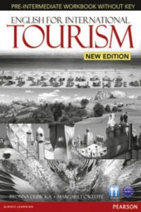 English for International Tourism Pre-Intermediate New Edition Workbook without Key and Audio CD Pac - 2826746469