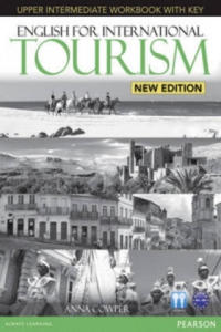 English for International Tourism Upper Intermediate New Edition Workbook with Key and Audio CD Pack - 2826927650