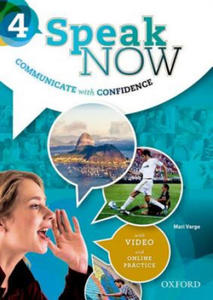 Speak Now: 4: Student Book with Online Practice - 2848127295