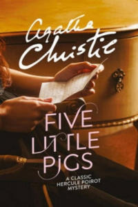 Five Little Pigs - 2865389573