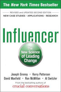 Influencer: The New Science of Leading Change, Second Editio - 2826687415