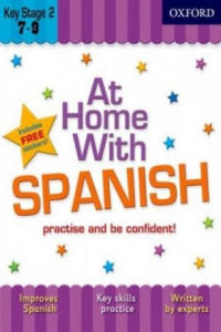 At Home with Spanish (7-9) - 2843905947