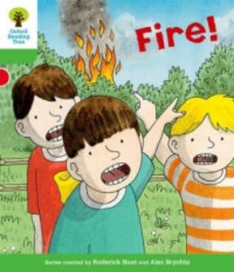 Oxford Reading Tree: Level 2: Decode and Develop: Fire! - 2826679853