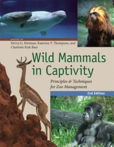 Wild Mammals in Captivity - 2854186641