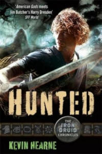 Kevin Hearne - Hunted - 2827034634