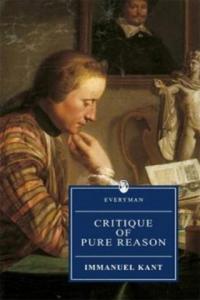 Critique Of Pure Reason - 2826806758