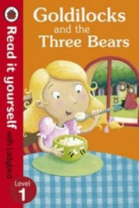 Goldilocks and the Three Bears - Read it Yourself with Ladyb - 2836515983
