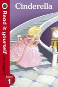 Cinderella - Read it Yourself with Ladybird - 2826826487