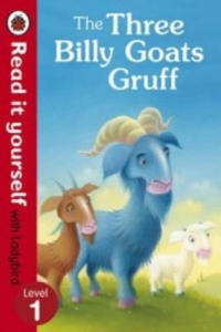 Three Billy Goats Gruff - Read it Yourself with Ladybird - 2854252473