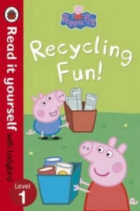 Peppa Pig: Recycling Fun - Read it Yourself with Ladybird - 2826760924