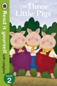 Three Little Pigs - Read it Yourself with Ladybird - 2854211710