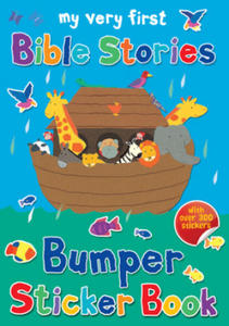 My Very First Bible Stories Bumper Sticker Book - 2874298520