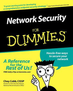 Network Security For Dummies - 2826828097