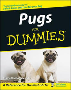 Pugs For Dummies - 2826731502