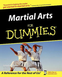Martial Arts for Dummies - 2854292434