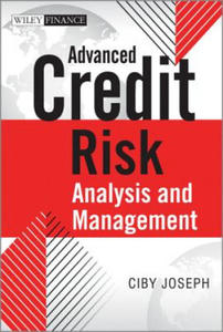 Advanced Credit Risk Analysis & Management - 2854292968