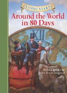 Classic Starts (R): Around the World in 80 Days - 2835640126