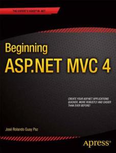 Beginning ASP.NET MVC 4 - 2826688891