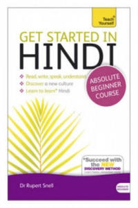 Teach Yourself Get Started in Hindi - 2826687560