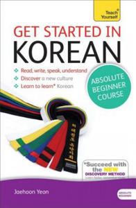 Teach Yourself Get Started in Korean - 2826624665