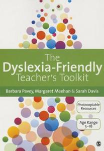 Dyslexia-Friendly Teacher's Toolkit - 2854293767